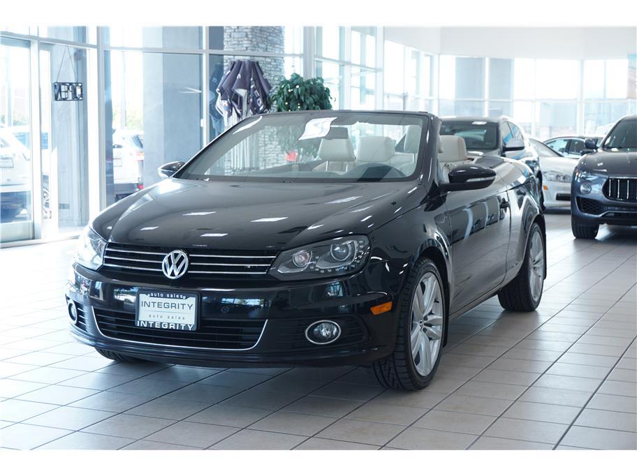 2015 Volkswagen Eos Final Edition Convertible 2D