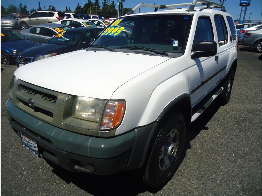 2001 Nissan Xterra XE Sport Utility 4D