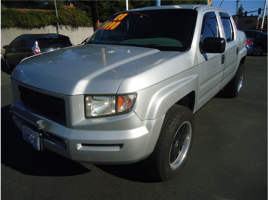 2008 Honda Ridgeline RT