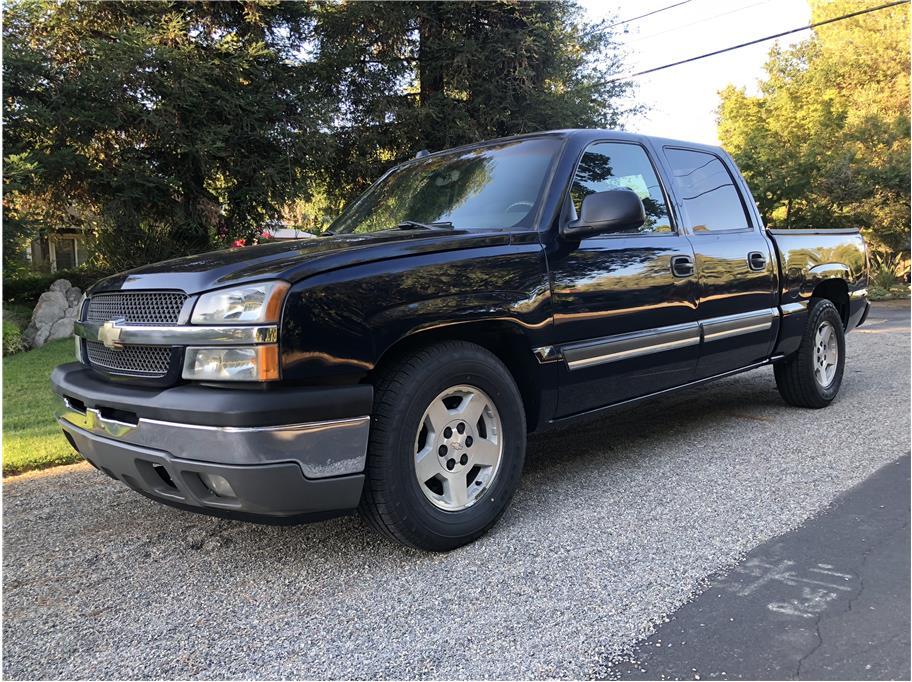 2005 Chevrolet Silverado 1500 LS Pickup 4D 5 3/4 ft