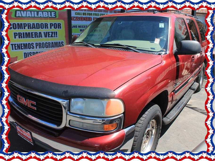 2002 GMC Yukon XL Sport Utility
