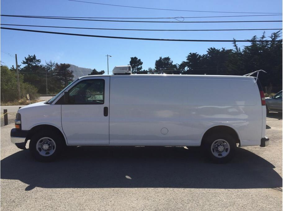 2009 Chevrolet Express Cargo Van 3500