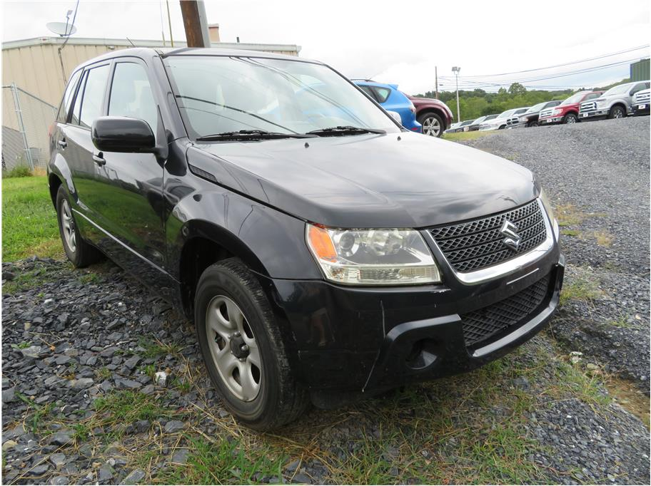2010 Suzuki Grand Vitara Base