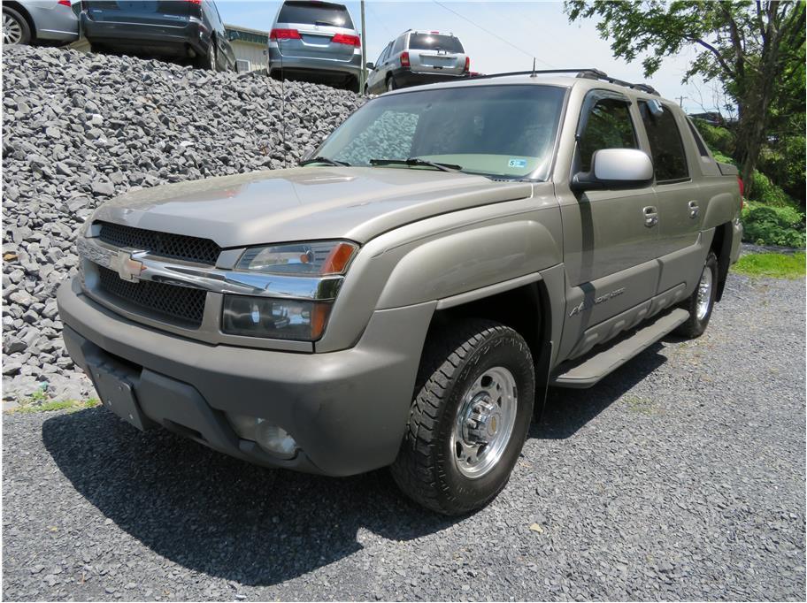 2002 Chevrolet Avalanche 2500