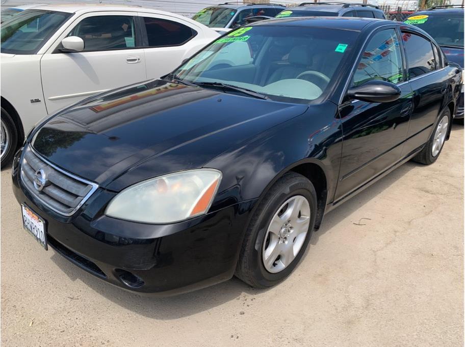 2003 Nissan Altima 2.5 SL