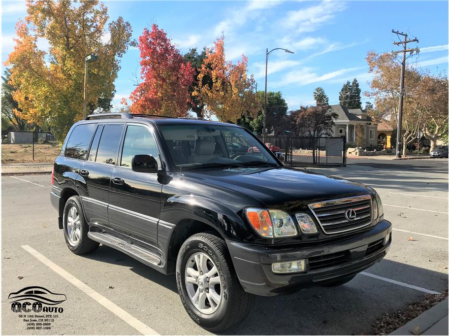 Perfect 2004 Lexus LX 470 Base   180,780 Mi. San Jose ...