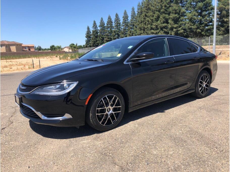 2016 Chrysler 200 Limited - 43,919 mi. Clovis, CA ...