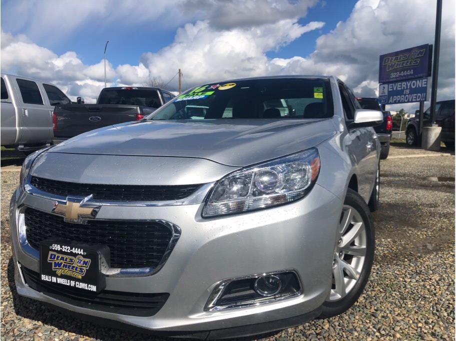 2016 Chevrolet Malibu Limited LTZ - 43,896 mi. Clovis, CA ...