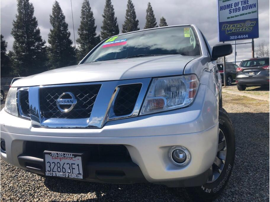 2012 Nissan Frontier SL - 80,741 mi. Clovis, CA ...