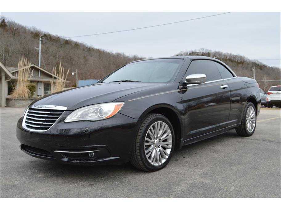 2011 chrysler 200 limited convertible fwd for sale cargurus. Black Bedroom Furniture Sets. Home Design Ideas