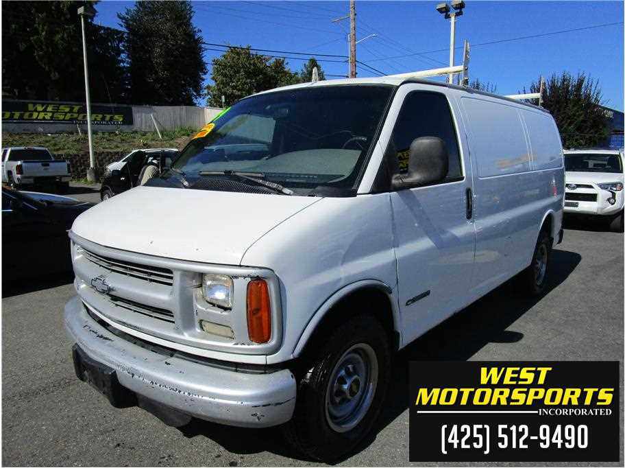 d8c8251bb1 Used Chevrolet Express Cargo Van for Sale in Post Falls