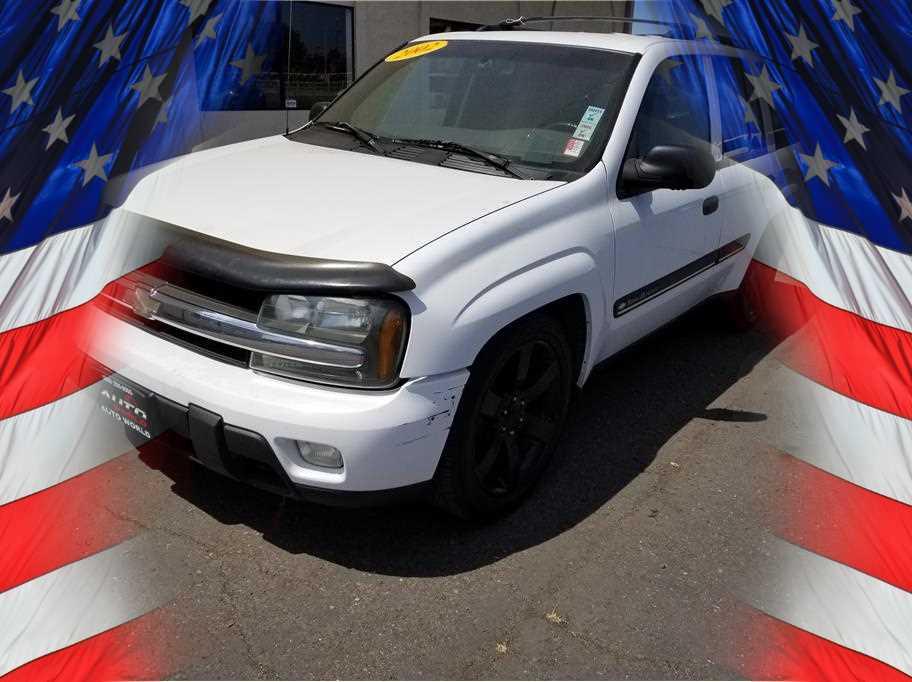 2002 Chevrolet Trailblazer Sport U 180 217 Mi