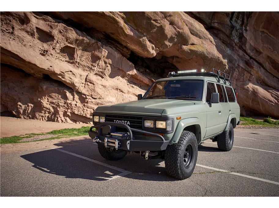 Used Toyota Land Cruiser for Sale in Colorado: 22 Cars from