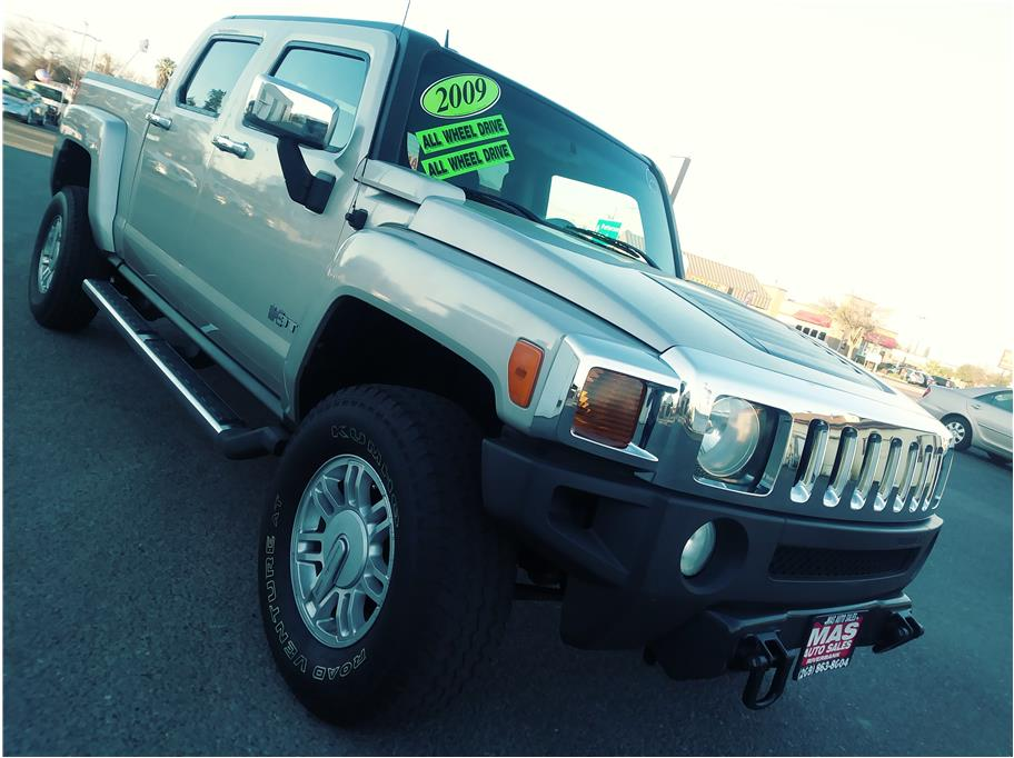 used hummer h3t for sale in denver co 32 cars from. Black Bedroom Furniture Sets. Home Design Ideas
