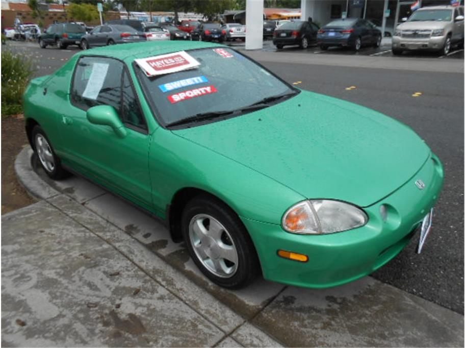 Used Honda Civic Del Sol For Sale 8 Cars From 2 400 Iseecars Com