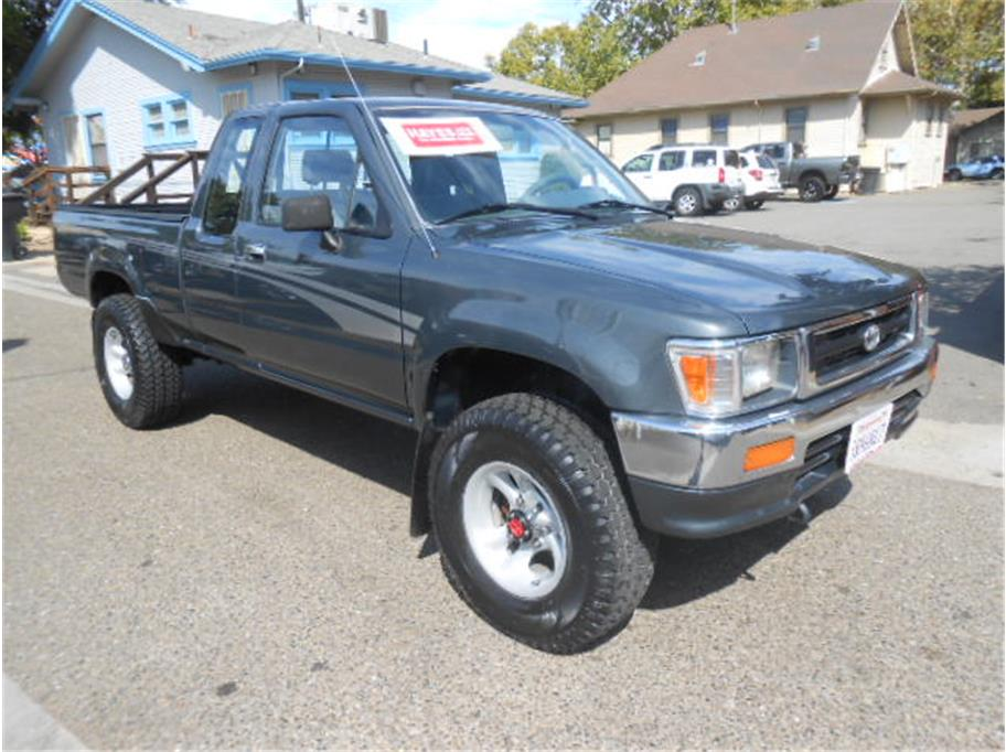 Carros De Venta En Houston De Dueno A Dueno >> Used Toyota Pickup For Sale In Houston Tx 24 Vehicles From
