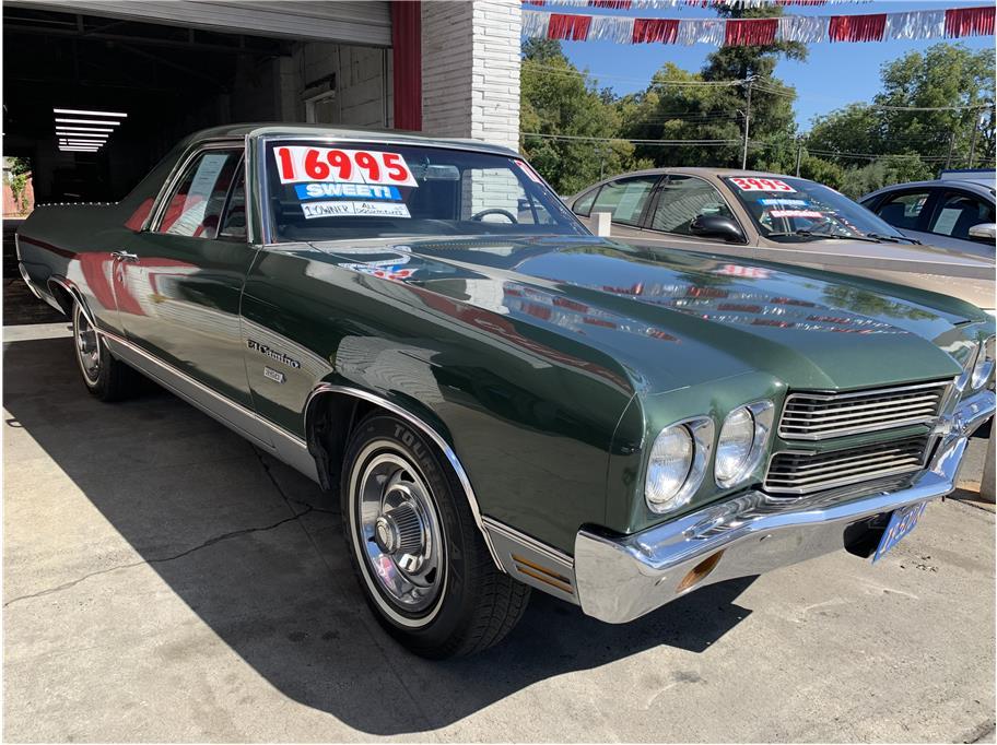 Used Chevrolet El Camino for Sale in Fresno, CA: 106 Cars
