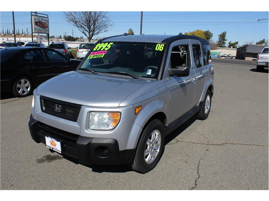 Used honda element for sale in chico ca 543 cars from for Honda dealership chico ca