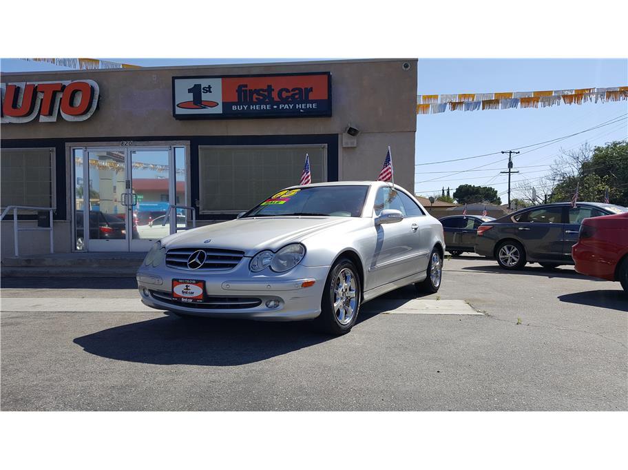 2003 Mercedes Benz CLK Class CLK 3   138,060 Mi. Bakersfield ...