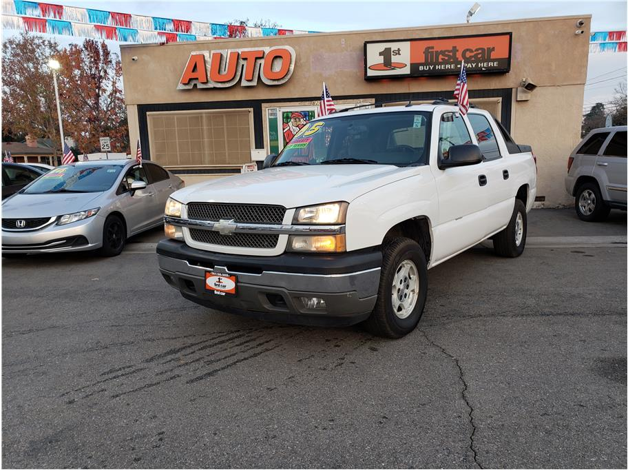 used chevrolet avalanche for sale in bakersfield ca 1 892 cars from 1 995. Black Bedroom Furniture Sets. Home Design Ideas