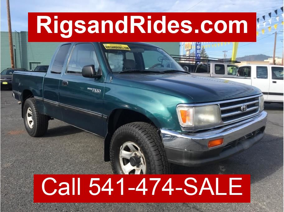 Used Toyota T100 for Sale (from $2,634) - iSeeCars com