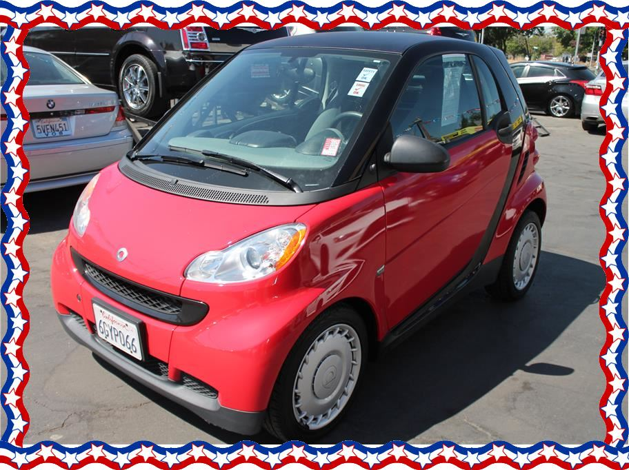 Cars For Sale In Fresno Ca >> Used Smart Fortwo For Sale In Fresno Ca 191 Cars From