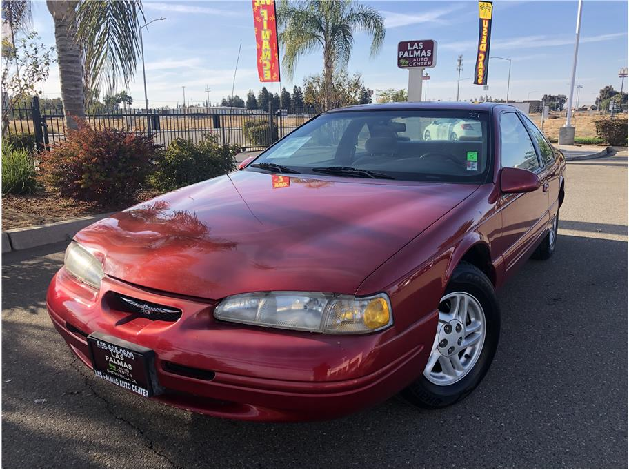 1996 ford thunderbird for sale 9 cars from 1 800. Black Bedroom Furniture Sets. Home Design Ideas