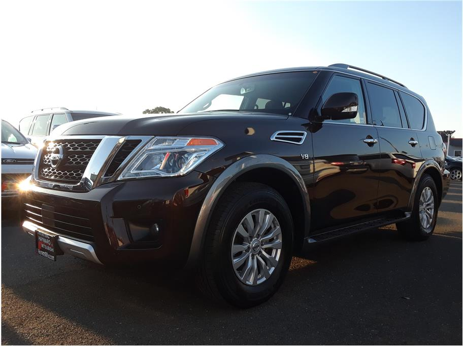 Pre Owned 2017 Nissan Armada Sv