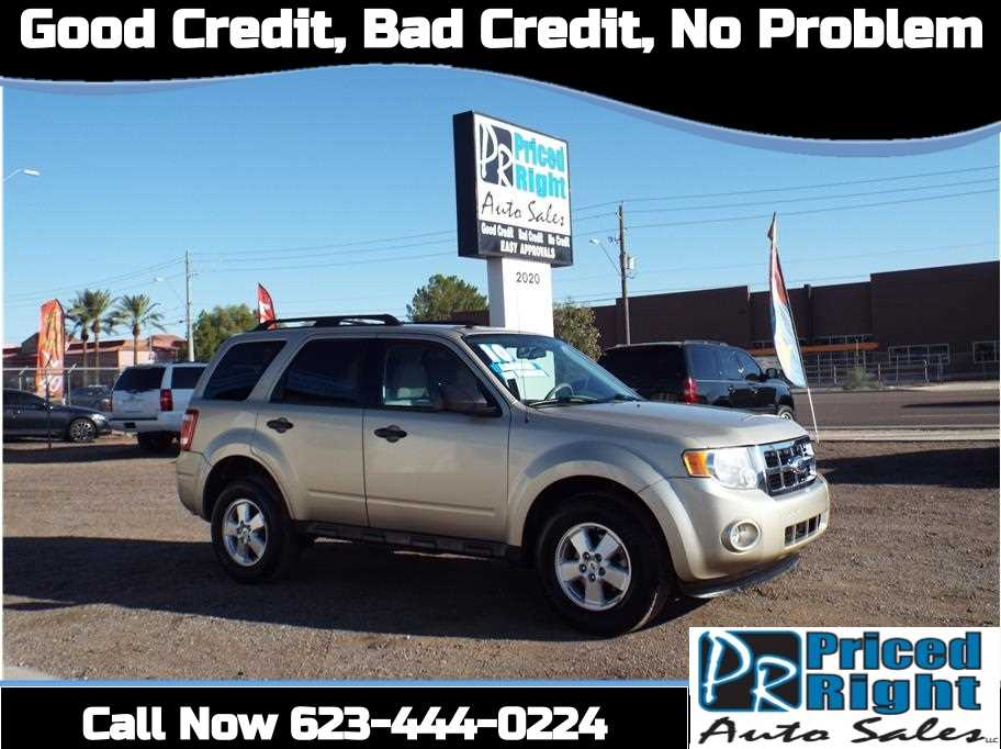 2010 Ford Escape XLT for sale in phoenix, az.