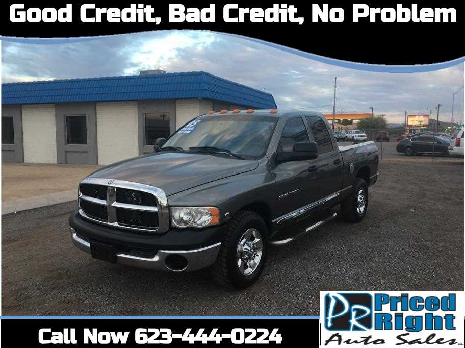 2005 Dodge Ram 2500 5.9 Cummins Diesel Truck For Sale