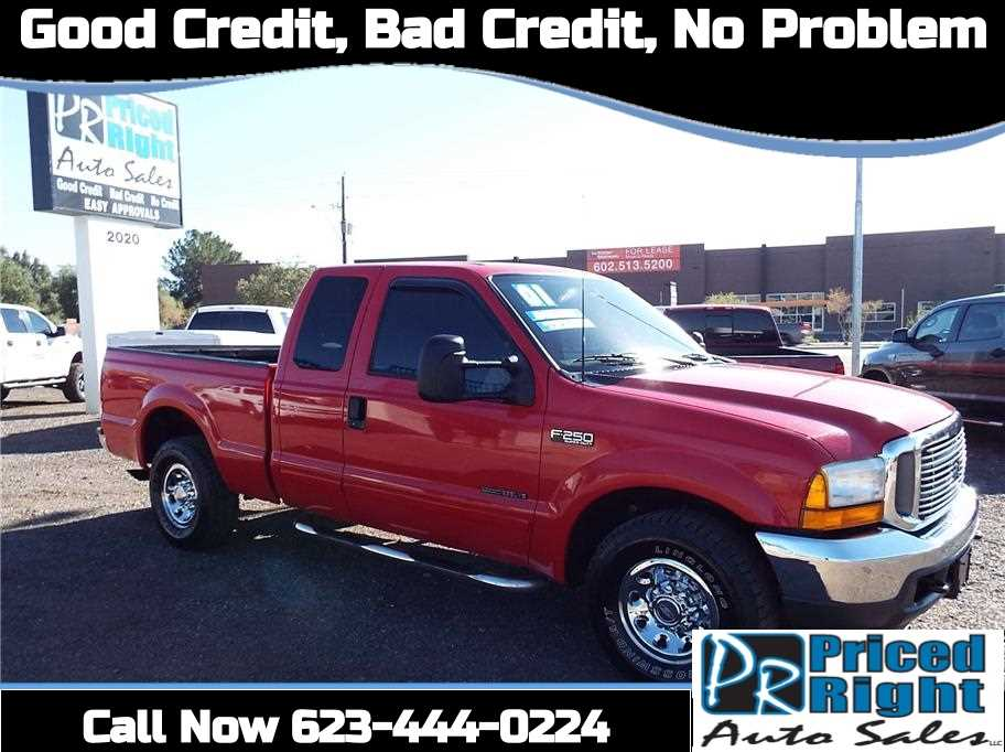 2001 Ford F250 7.3 Diesel Truck For Sale