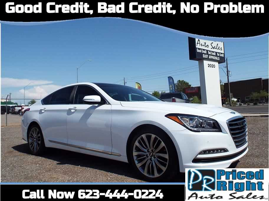 2015 Hyundai Genesis 5.0 Car For Sale In Phoenix, AZ