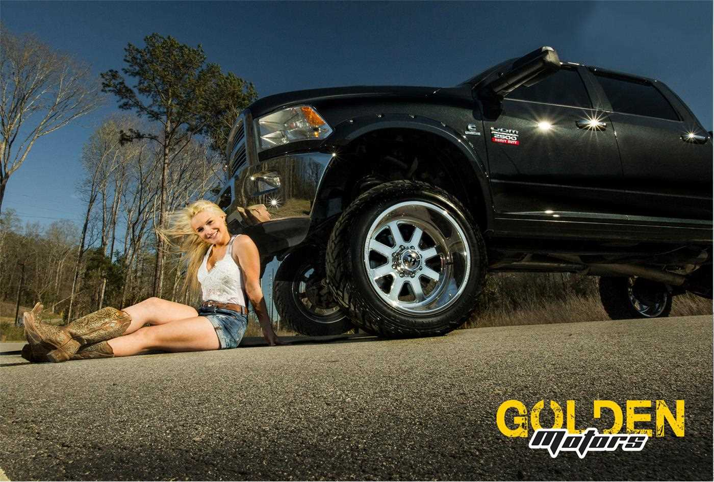March Golden Girl & Truck Of The Month