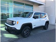 2018 Jeep Renegade Sport SUV 4D