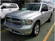 2015 Ram 1500 Quad Cab Big Horn Pickup 4D 6 1/3 ft