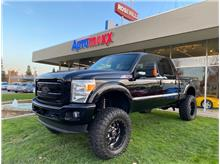 2016 Ford F250 Super Duty Crew Cab Lariat Pickup 4D 8 ft
