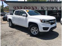 2015 Chevrolet Colorado Crew Cab Work Truck Pickup 4D 5 ft