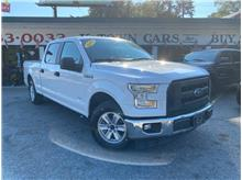 2017 Ford F150 SuperCrew Cab XL Pickup 4D 6 1/2 ft