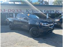 2018 Chevrolet Colorado Extended Cab Work Truck Pickup 2D 6 ft