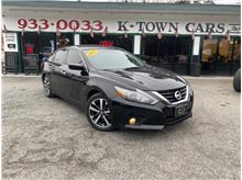 2017 Nissan Altima 2.5 SR Sedan 4D