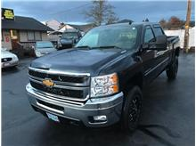 2013 Chevrolet Silverado 2500 HD Crew Cab LT Pickup 4D 6 1/2 ft