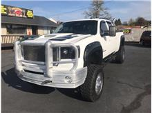 2008 GMC Sierra 2500 HD Crew Cab SLT Pickup 4D 6 1/2 ft