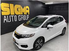 2019 Honda Fit EX Hatchback 4D