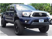 2012 Toyota Tacoma Double Cab PreRunner Pickup 4D 5 ft