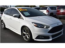 2017 Ford Focus ST Hatchback 4D