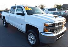 2019 Chevrolet Silverado 2500 HD Crew Cab LT Pickup 4D 6 1/2 ft