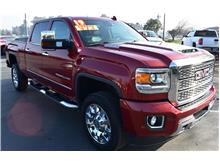 2019 GMC Sierra 2500 HD Crew Cab Denali Pickup 4D 6 1/2 ft