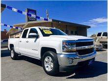 2016 Chevrolet Silverado 1500 Double Cab Z71 LT Pickup 4D 6 1/2 ft