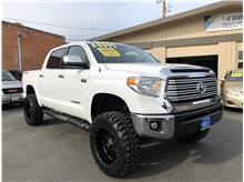 2016 Toyota Tundra CrewMax Limited Pickup 4D 5 1/2 ft