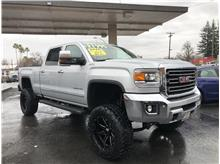 2016 GMC Sierra 2500 HD Crew Cab SLT Pickup 4D 6 1/2 ft